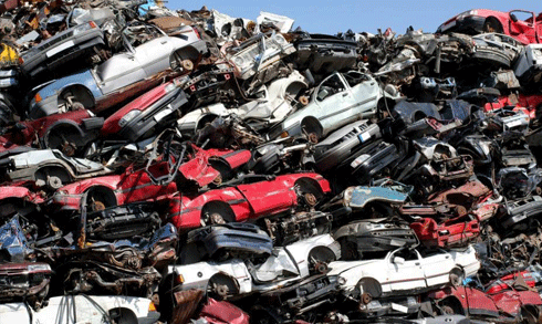 auto recycling bucks county