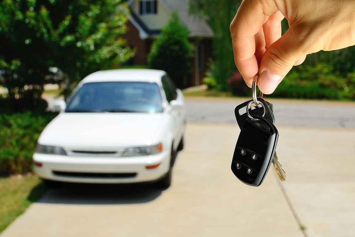 Can You Sell a Car Without the Keys in Philadelphia?