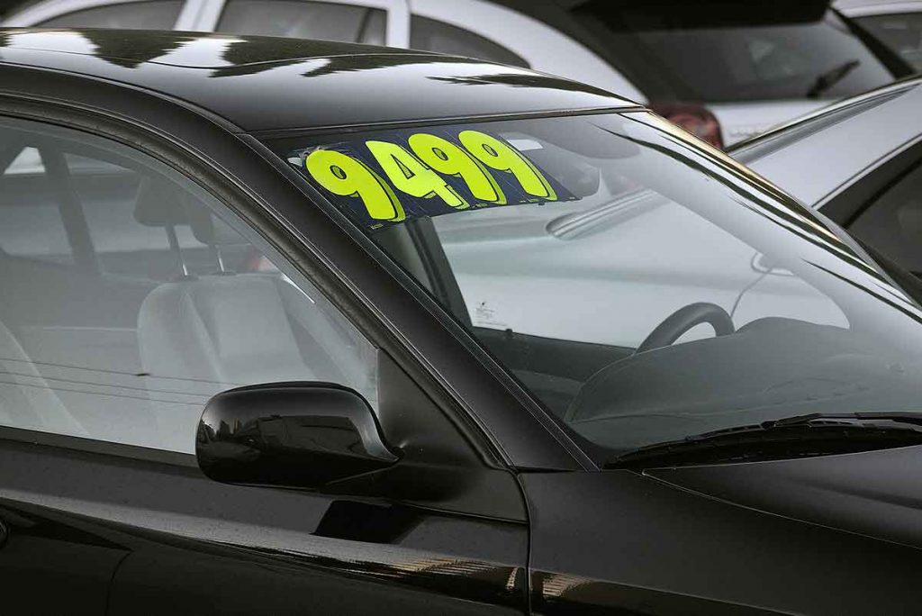 Factors Affecting a Used Car's Value in Philadelphia